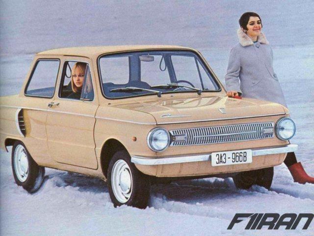 تبلیغ خودرو و ماشین در شوروی