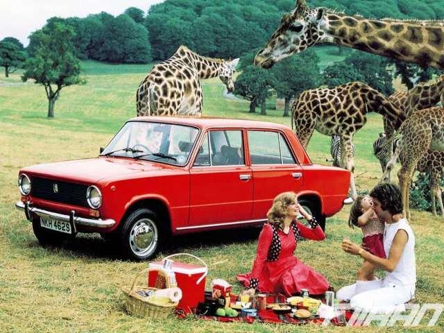 اتومبیل در شوروی