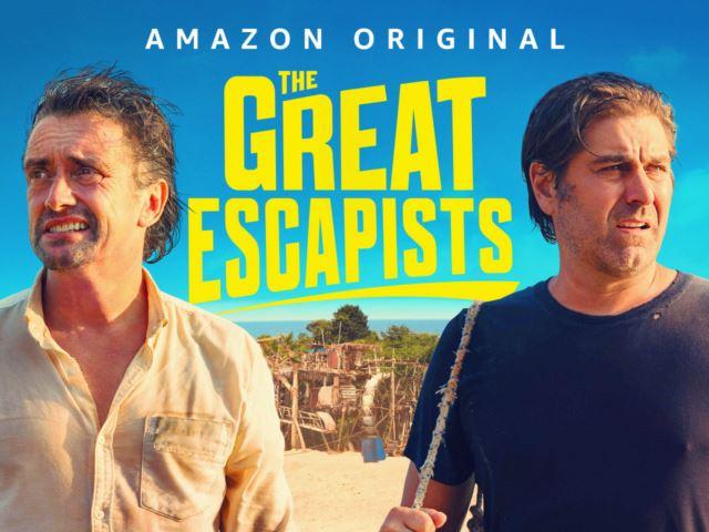سریال مستند فراریان بزرگ 2021 The Great Escapists