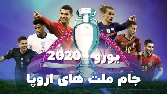 مسابقات فوتبال جام ملت های اروپا یورو 2020
