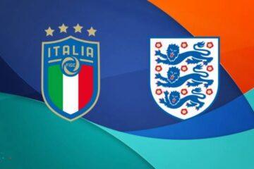 فوتبال ایتالیا انگلیس فینال یورو 2020