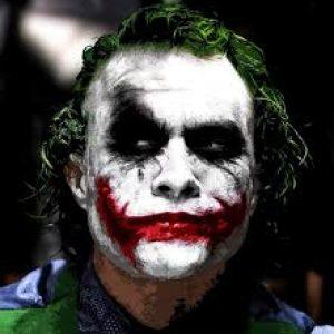 تصویر پروفایل I love u joker